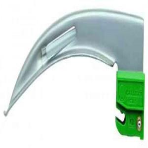 Macintosh Type Reusable Fibre Optic Laryngoscope Blade