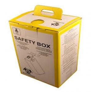Safety Box - Cardboard, 5 Litre