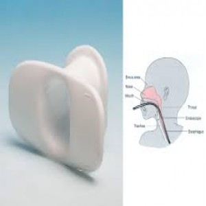 Mouth Piece For Endoscopes