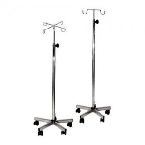 IV Pole Saline Stands