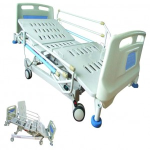 I.C.U. Bed, Electric, 7 Function With X-ray Permeable